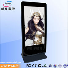 2014 hot sale touch screen ad and music player