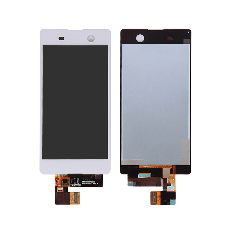 Lcd with digitizer for sony xperia M5, for lcd screen sony xperia M5