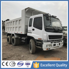 Transportation Truck From 6X4 Japan Used Dump Truck For Sale in Dubai
