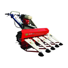 12hp 15hp small tractor havester for rice reaper for tractor grain wheat reaper machine