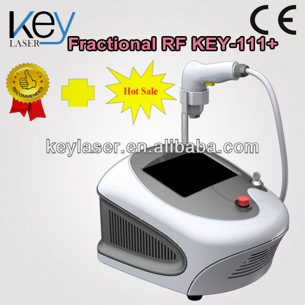 2015 new tecnology Portable Lipolaser / Fractional RF body contouring face tightening Beauty Machine
