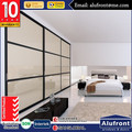 Best selling aluminum sliding door wardrobe closet door