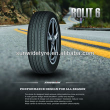 Car Tire with Rim Protector 185/55R15 195/50R15 195/55R15 205/55R16 215/55R16 215/60R16 225/55R16 215/55R17 225/55R17