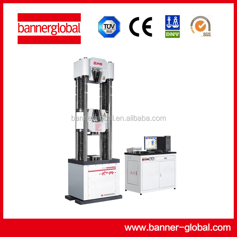 High Tensile Strength Cable Tie Testing Machine