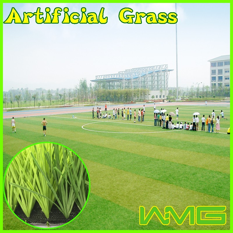 new sport artificial grass for soccer/football field manufacturer
