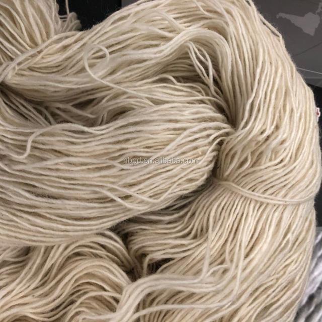 wool carpet yarn ,3NM,4NM wool yarn hand knitting