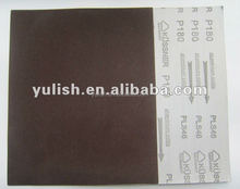 silicon carbide abrasive cloth sheet