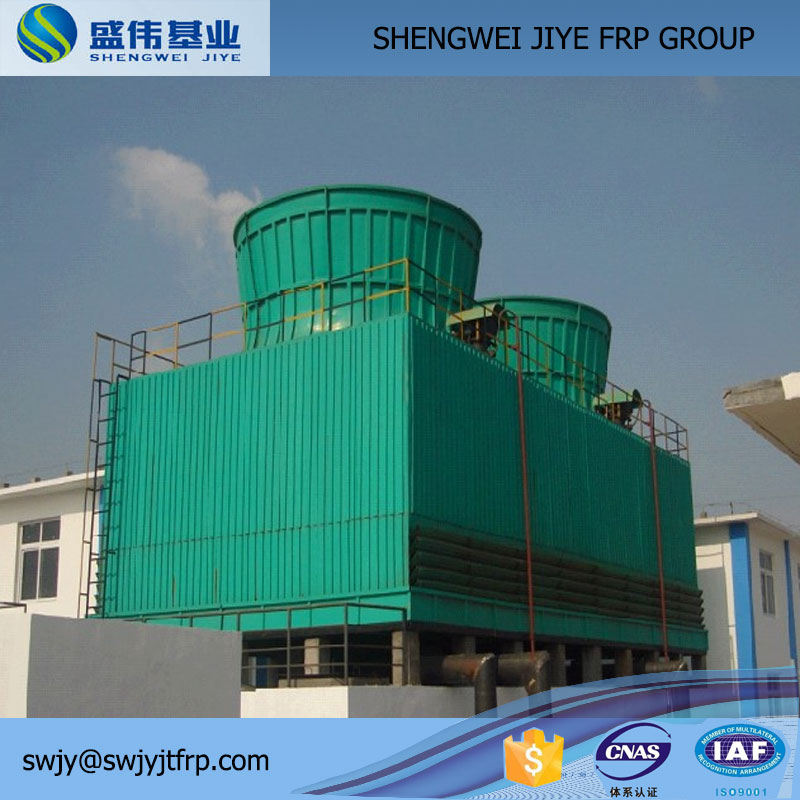 Square cross-flow frp /grp cooling tower suppliers