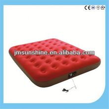 inflatable air bed rubber cotton