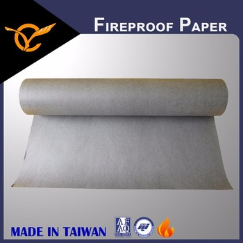 High Quality Fire Resistant Applied in Other Sheet Fireproof Paper