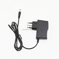 12V 1A AC DC Adapter 12W power adapter, 12V Wall charger with Brazil plug CE UL SAA Listed