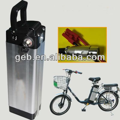 new product long cycle lifepo4 24v battery pack for e-bike
