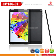 13.3 inch SoFIA-3GR Quad Core Tablet PC