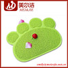 PVC pet mats/pet place mat/pet toilet mat