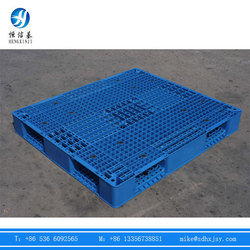Japan and korea Standard size double stackable pallet used in Stacking