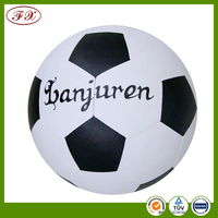 Euro 2016 classic laminate soccer ball/5# pvc laminate soccer ball with wholesale price