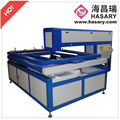 No tooling to waer 1200*2400mm co2 laser shoe die cutting machine / paper cup die cutting machine with 300w power