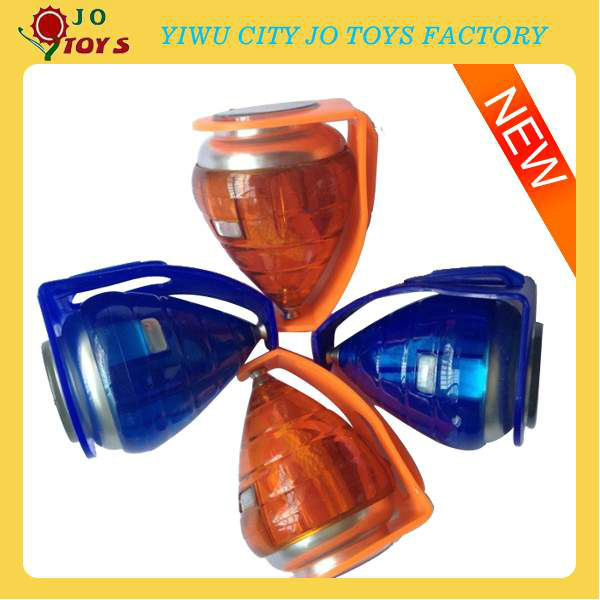 plastic spinning top toy with EN71