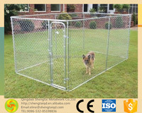 outdoor welded dog kennel for sale