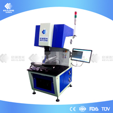 Keyland Fiber Optic Cutting Solar Cells Laser Machine Used in PV Line