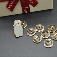 promotion gift newest style pins cute animal products badge