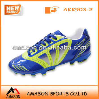 2017 man's fashion buy indoor soccer shoes