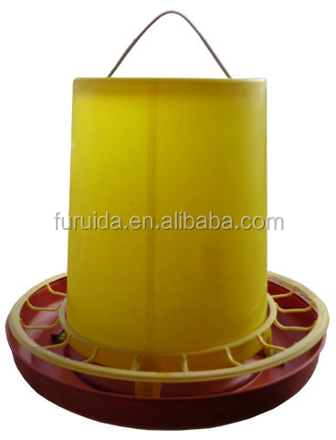 HOT Plastic/PP chicken feeding container for good sale price