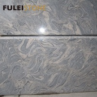 China Columbo Red juparana Granite price for Wall Panel & Stairs
