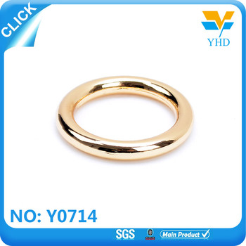 Various Specs metal triangle flat rings