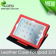 Sublimation Leather Case For ipad2 and ipad3