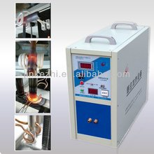copper tubr induction brazing machine