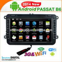 VW GOLF Passat B6 CC Jetta Car DVD player with Android GPS with 3G wifi system