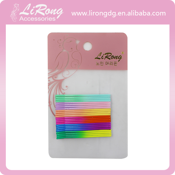 Kids Bobby Pin, Colourful Hair Clip