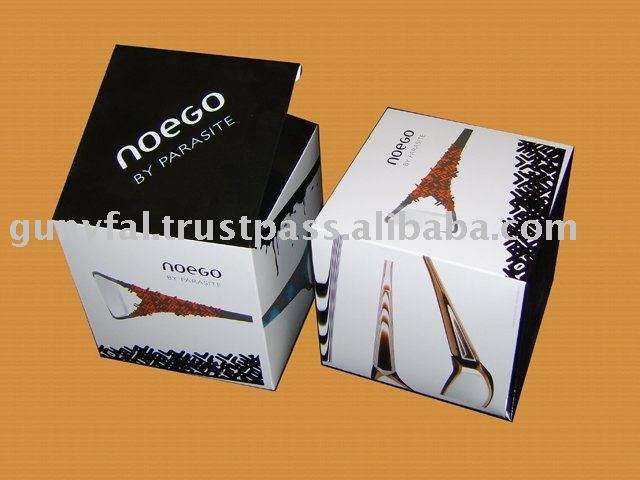Bulgaria Noego Cube Paper Packaging Box