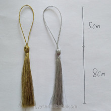 OEM service textile accessories wholesale tassel fringe