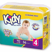 Premium Quality Elastic Disposable Baby Diaper