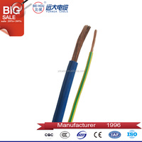 BV pvc insulated electrical wire copper conductor electrical wire cable 2.5mm electrical wire