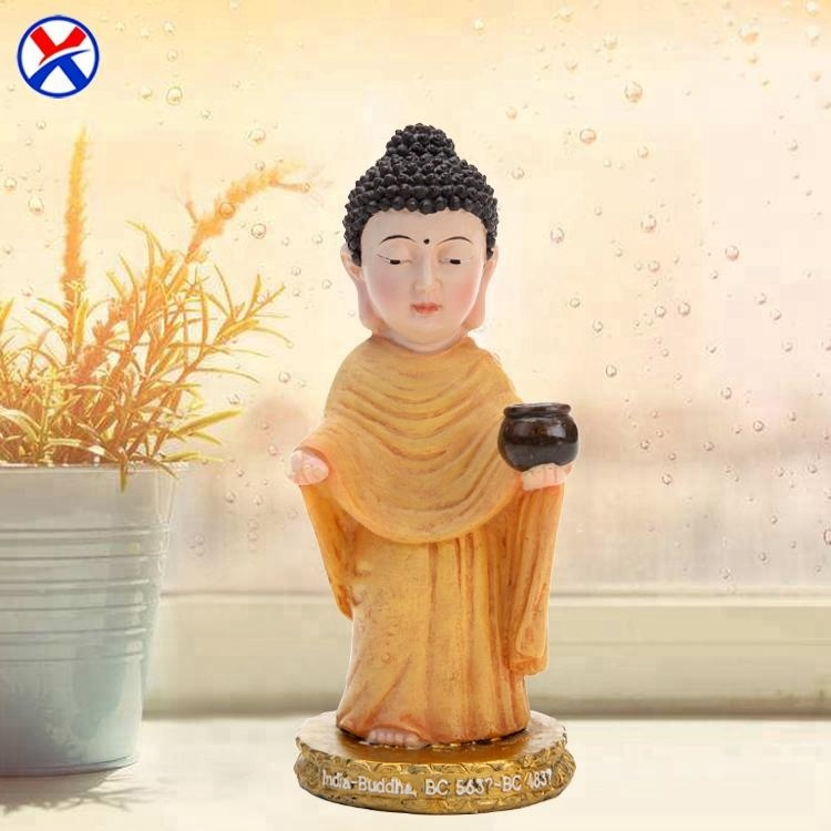 Religious buddha,resin crafts buddha statue for home decoration