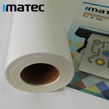 Eco Solvent Large Format 380gsm Matte Cotton Digital Canvas for Roland Printers