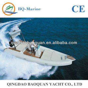 7.3m luxurious inflatable rib boat RIB 730