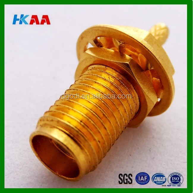 SMA Connector Adapter, Male / Female Adapter
