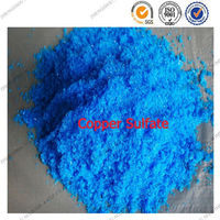 Blue Crystal 98% CuSO4 Copper Sulfate Pentahydrate Fungicide