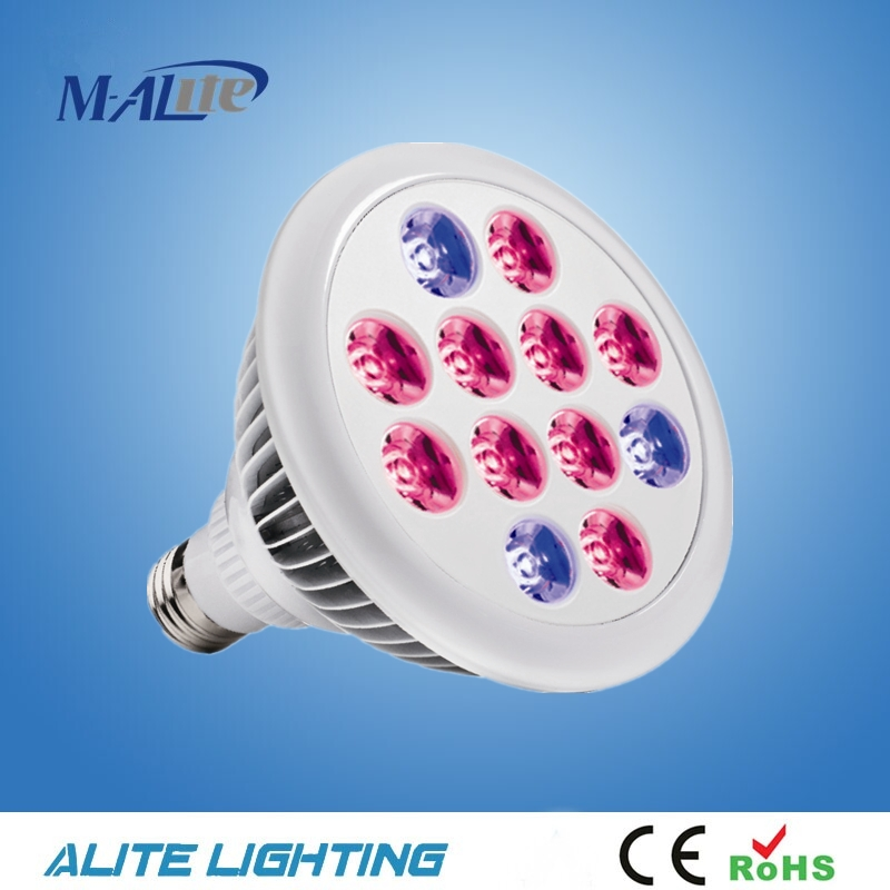 PAR38 plant light bulb E27 12W 15W 18W grow led light led grow light Indoor Garden Plant for Veg Tomato Flower