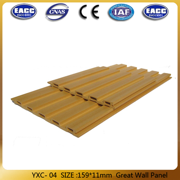 Eco-Friendly PVC Wall Panel,PVC Celing Panel --YXC-04