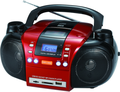 2016 Fashion protable mp3/dvd/cd player with usb/fm radio