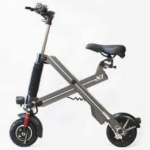 fold up electric motor scooter moped for adults