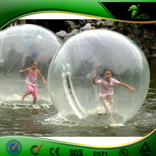 Giant inflatable water walking ball human pvc jumbo floating inflatable bouncing jumping ball aqua water running ball