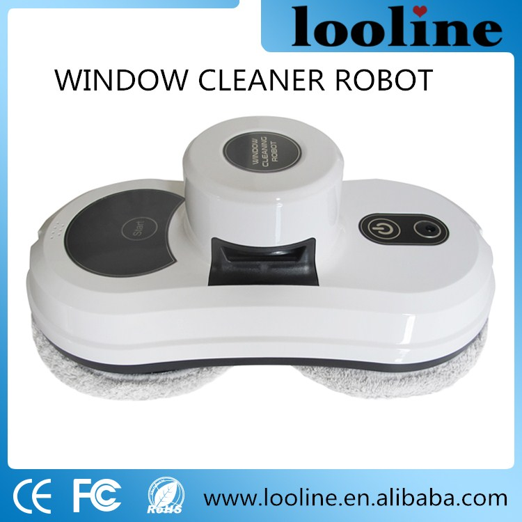 Looline 2016 Hot Product S60 Intelligent Auto Robot Vacuum Dust Cleaner Brush Window Cleaning Robot