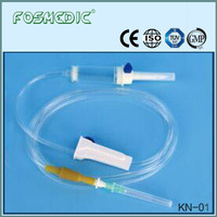 sterile IV infusion sets
