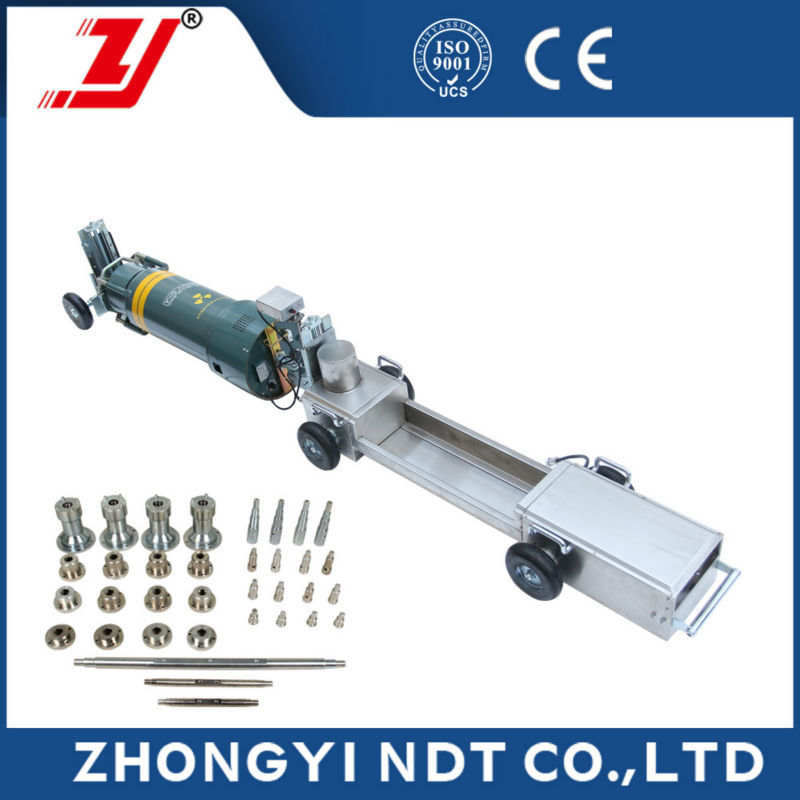 "Zhong Yi NDT Testing Equipment 20"" to 55"" Pipeline X-Ray Crawler"
